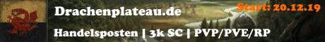 _[GER] Drachenplateau.de / Custom Map / 3K SC / PVP/PVE/RP